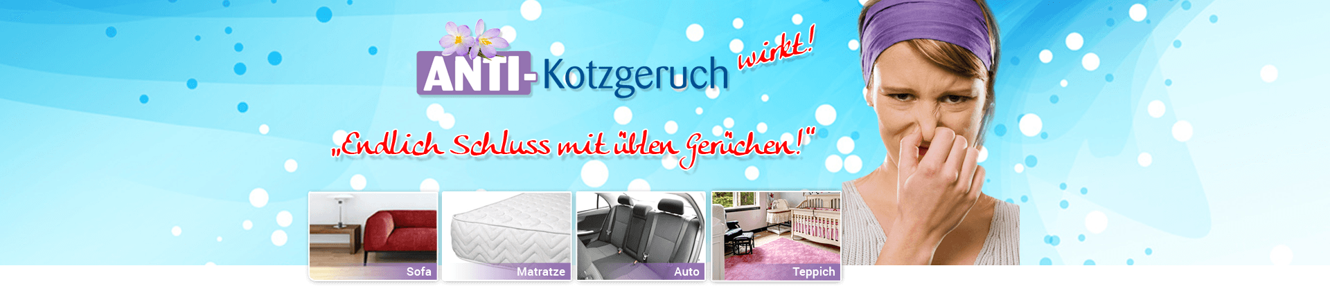 geruch von erbrochenem entfernen dauerhaft und zuverl ssig mit anti kotzgeruch. Black Bedroom Furniture Sets. Home Design Ideas